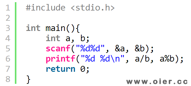 NOI1.3-04带余除法