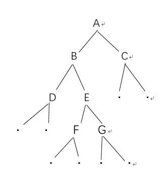SSOJ2464扩展二叉树